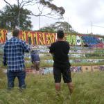 WASNT, TREVOR, HOBO, DLAE, TUBE, 2009