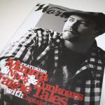 Wordplay Magazine: Cover